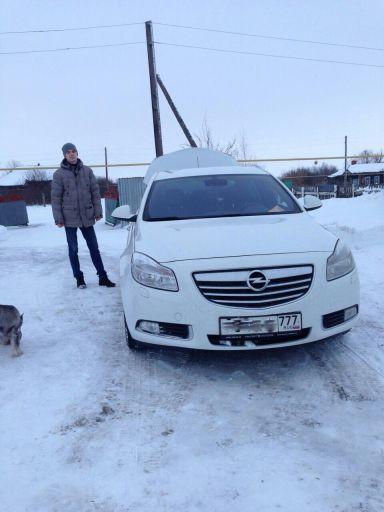 Opel Insignia 2013 отзыв автора | Дата публикации 24.03.2015.