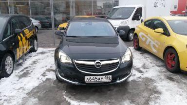Opel Insignia 2014 отзыв автора | Дата публикации 03.04.2015.