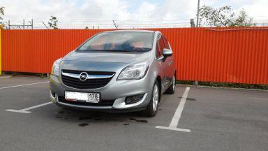 Opel Meriva 2014 отзыв автора | Дата публикации 16.09.2014.