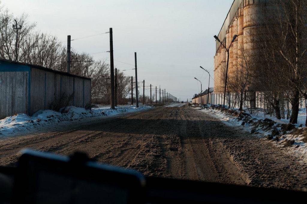 Город Павлодар.