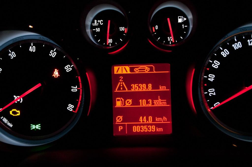 Средний расход бензина после покупки машины.