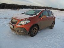 Opel Mokka, 2013