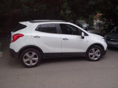 Opel Mokka 2014 отзыв автора | Дата публикации 20.08.2014.