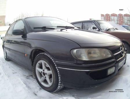 Opel Omega 1994 - отзыв владельца