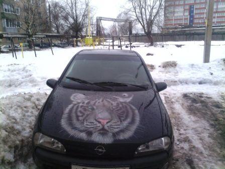 Opel Tigra 1996 - отзыв владельца