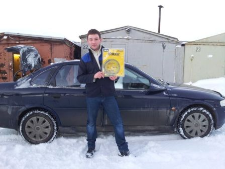 Opel Vectra 1999 - отзыв владельца