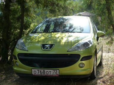 Peugeot 207 отзыв автора | Дата публикации 11.09.2013.