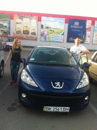 Peugeot 207 2009 отзыв автора | Дата публикации 03.12.2013.