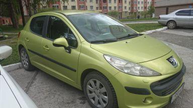 Peugeot 207 2008 отзыв автора | Дата публикации 04.06.2014.