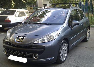 Peugeot 207 2007 отзыв автора | Дата публикации 18.08.2014.