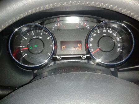 Peugeot 3008 2011 - отзыв владельца