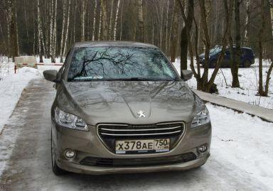 Peugeot 301 2013 отзыв автора | Дата публикации 13.03.2015.