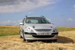 Peugeot 307, 2005