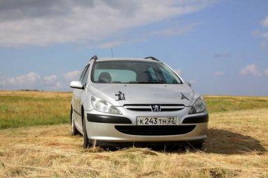 Peugeot 307 2005 отзыв автора | Дата публикации 04.03.2014.