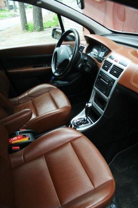Peugeot 307 2006 - отзыв владельца