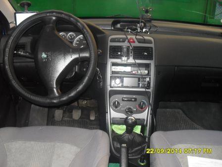 Peugeot 307 2002 - отзыв владельца