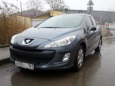Peugeot 308 2011 отзыв автора | Дата публикации 27.02.2014.