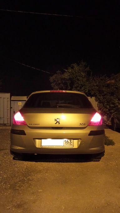 Peugeot 308 2011 отзыв автора | Дата публикации 31.12.2014.