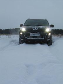 Peugeot 4007 2009 отзыв владельца | Дата публикации: 11.02.2014