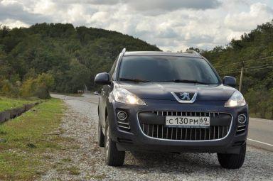 Peugeot 4007 2008 отзыв автора | Дата публикации 15.12.2013.