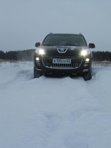 Peugeot 4007 2009 отзыв автора | Дата публикации 11.02.2014.