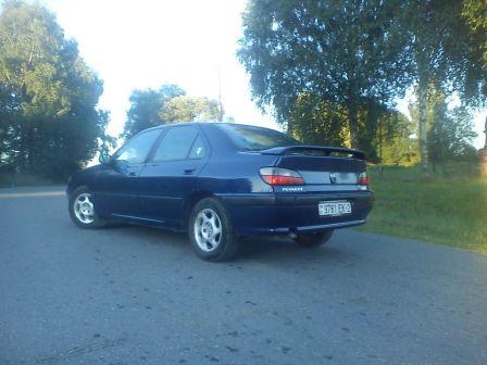 Peugeot 406 1995 - отзыв владельца