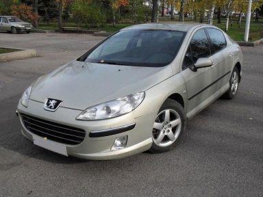 Peugeot 407 2005 отзыв автора | Дата публикации 28.10.2013.
