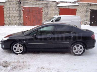 Peugeot 407 2005 отзыв автора | Дата публикации 26.02.2014.