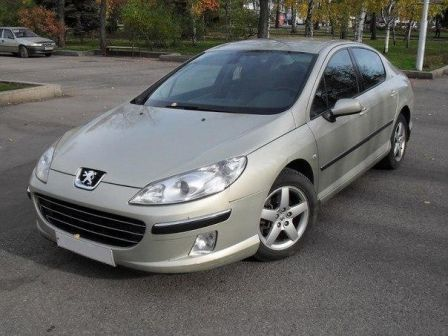 Peugeot 407 2005 - отзыв владельца