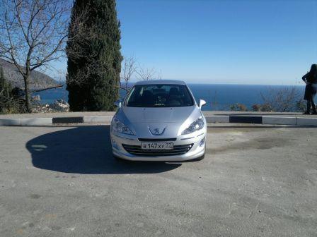 Peugeot 408 2013 - отзыв владельца