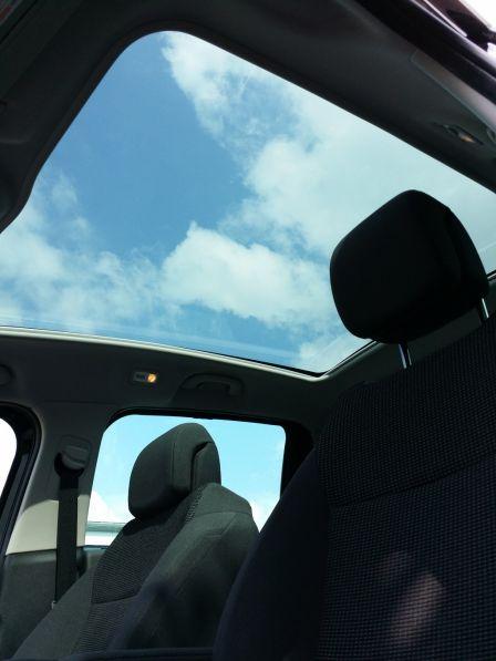 Peugeot 5008 2014 - отзыв владельца
