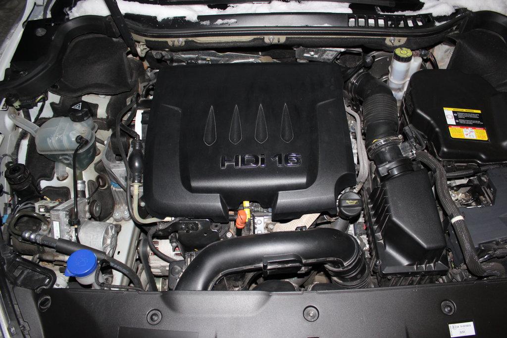 2.2 HDi FAP (DW 12C) - гордость инженеров PSA.