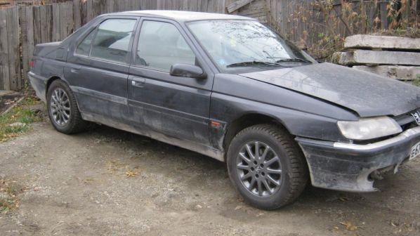 Peugeot 605 1998 - отзыв владельца