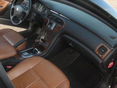 Peugeot 607 2001 отзыв автора | Дата публикации 18.03.2014.