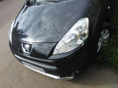 Peugeot Partner Tepee, 2010