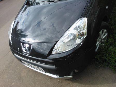 Peugeot Partner Tepee 2010 - отзыв владельца