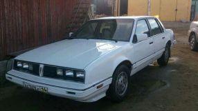 Pontiac 6000, 1986