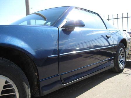 Pontiac Firebird 1989 - отзыв владельца