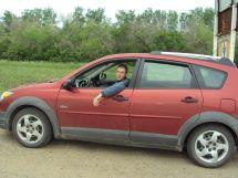 Pontiac Vibe, 2002