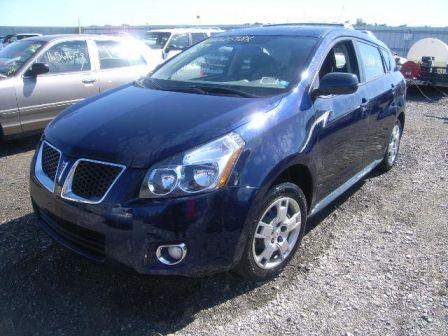 Pontiac Vibe 2009 - отзыв владельца