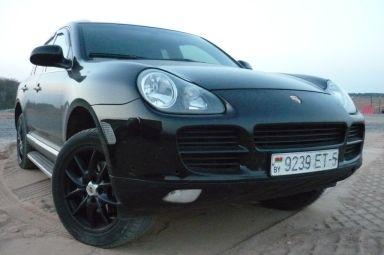 Porsche Cayenne 2005 отзыв автора | Дата публикации 14.04.2011.