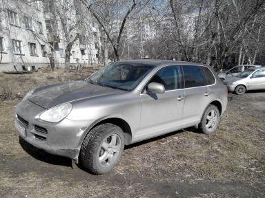 Porsche Cayenne, 2004