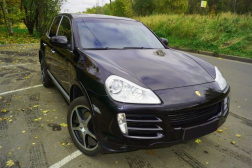 Porsche Cayenne 2009 - отзыв владельца