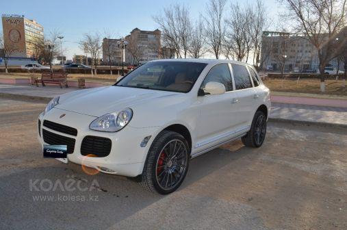 Porsche Cayenne 2006 - отзыв владельца