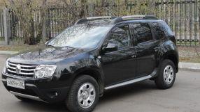 Renault Duster 2013 отзыв владельца | Дата публикации: 23.03.2014