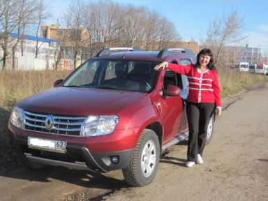 отзывы renault duster 1.6 2x4 mt expression