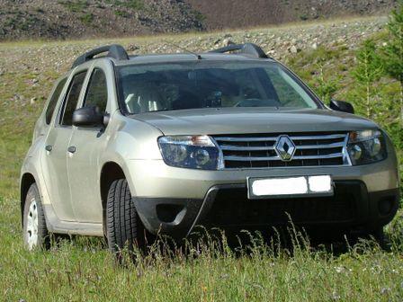 Renault Duster  - отзыв владельца