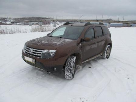 Renault Duster 2013 - отзыв владельца