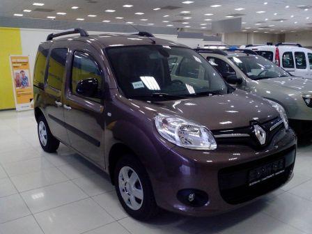 Renault Kangoo 2013 - отзыв владельца