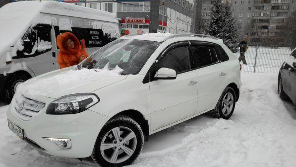 Renault Koleos 2012 - отзыв владельца
